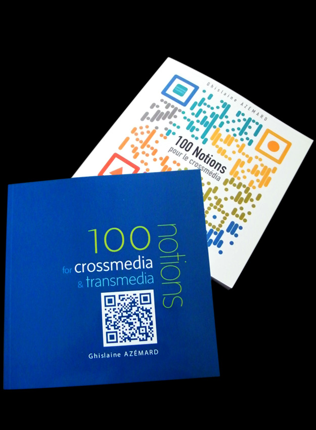 Livre 100 Notions Crossmedias